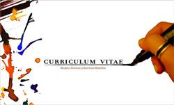 scrivere curriculum vitae