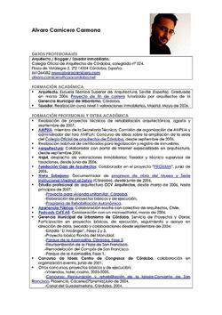 Consigli E Compilazione Curriculum Archives Universita It