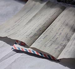 lettera presentazione