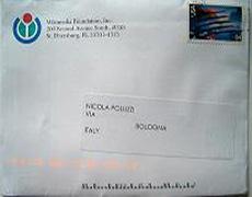 lettera referenze