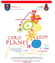 corsi planet camerino 2009