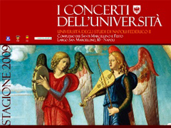 stagione concerti napoli 2009