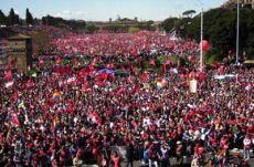 Manifestazione università