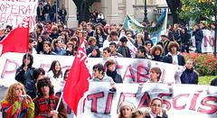 sciopero universita tensioni roma la sapienza