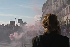 scontri studenti universita