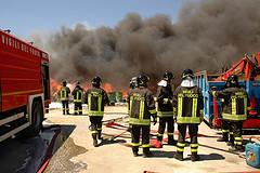 soccorso pompieri