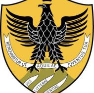 logo Università Aquila