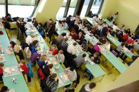 mensa universitaria Lazio