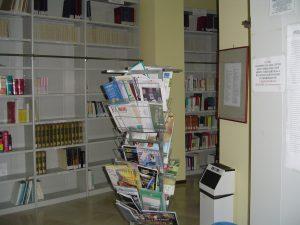 riapertura biblioteca lettere aquila
