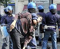 onda contro arresti g8 torino