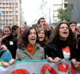 agenda manifestazioni studenti autunno 2009