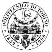 Tagli sedi distaccate Politecnico Torino