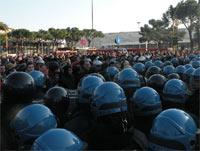 scontri roma 11 dicembre