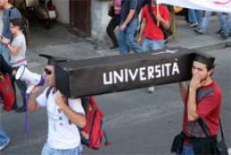 proteste università riforma