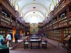 biblioteche lecce