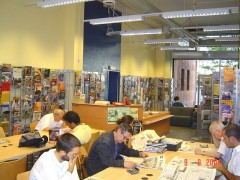 biblioteca civica torino
