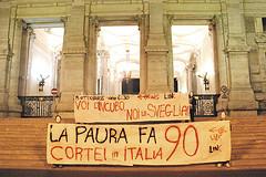 manifestazione studenti roma 8 ottobre 2010