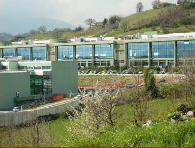 Il campus dell'Università di Teramo