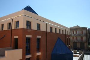 Auditorium della residenza universitaria di Enna