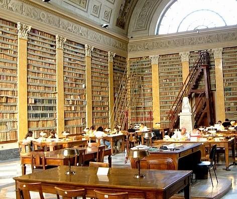 biblioteche parma