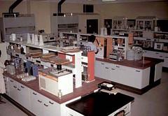 laboratorio di biotecnologia