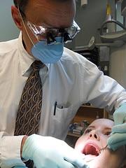 Visita dentistica