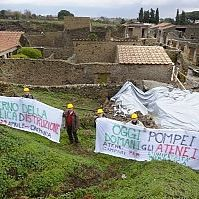 occupazione pompei