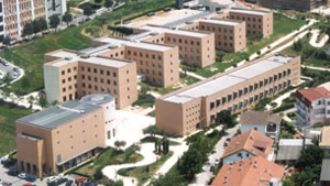 Campus dell'Università di Chieti e Pescara
