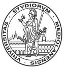 Università Studi Milano