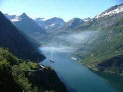 erasmus Norvegia