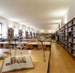 biblioteche roma