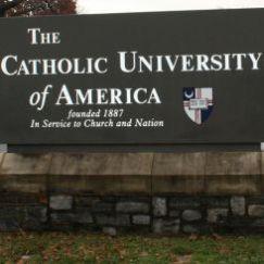 catholic university america