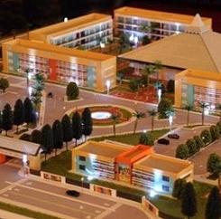 Il nuovo campus di Haiti