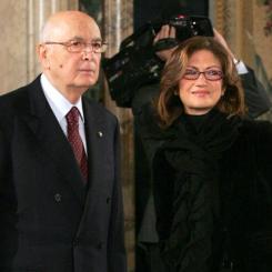 Napolitano e Gelmini