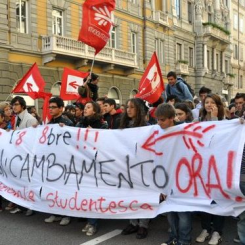AltraRiforma, studenti universitari in assemblea