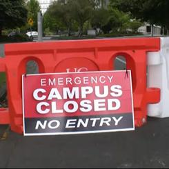 Nuova Zelanda, campus di Canterbury chiuso per sisma