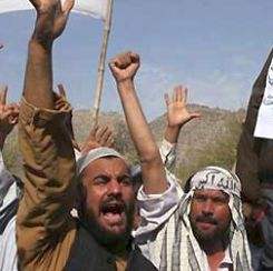 Protesta studenti a Kabul