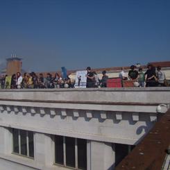 Padova, rettorato occupato