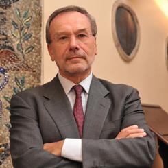 Giuseppe Zaccaria, rettore di Padova