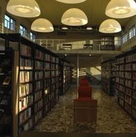 biblioteca modena
