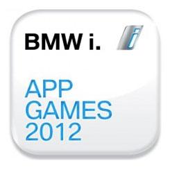 bmw i app games 2012