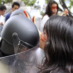colombia proteste studentesche