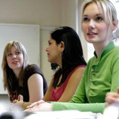 Studentesse Regno Unito