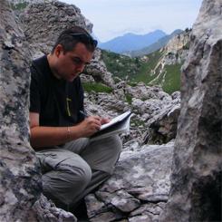 Matteo Belvedere, paleontologo