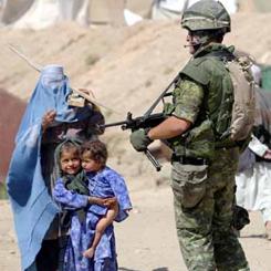 Afghanistan, la missione diventa tesi
