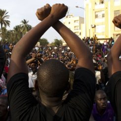 senegal proteste