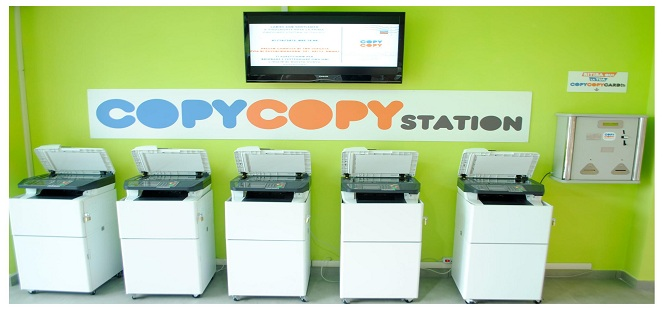 CopyCopy fotocopie gratis per gli studenti