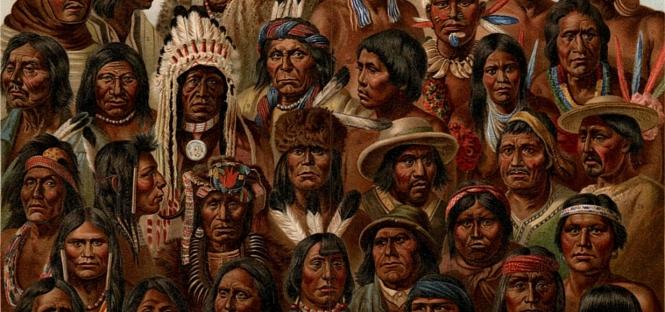 gli indiani d'america sono originari della russia