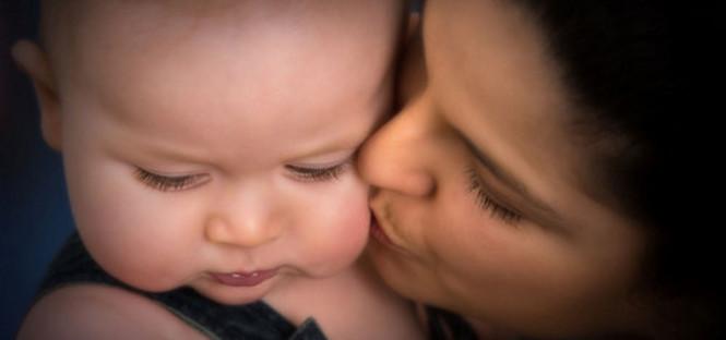 bambini imparano lingua nell'utero materno
