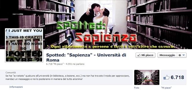Le pagine spotted di Facebook sbarcano anche in Italia